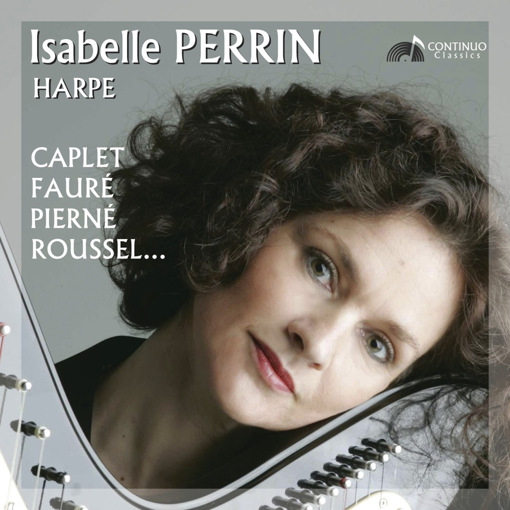 Grandjany - Piernè - Caplet : Oeuvres pour harpe