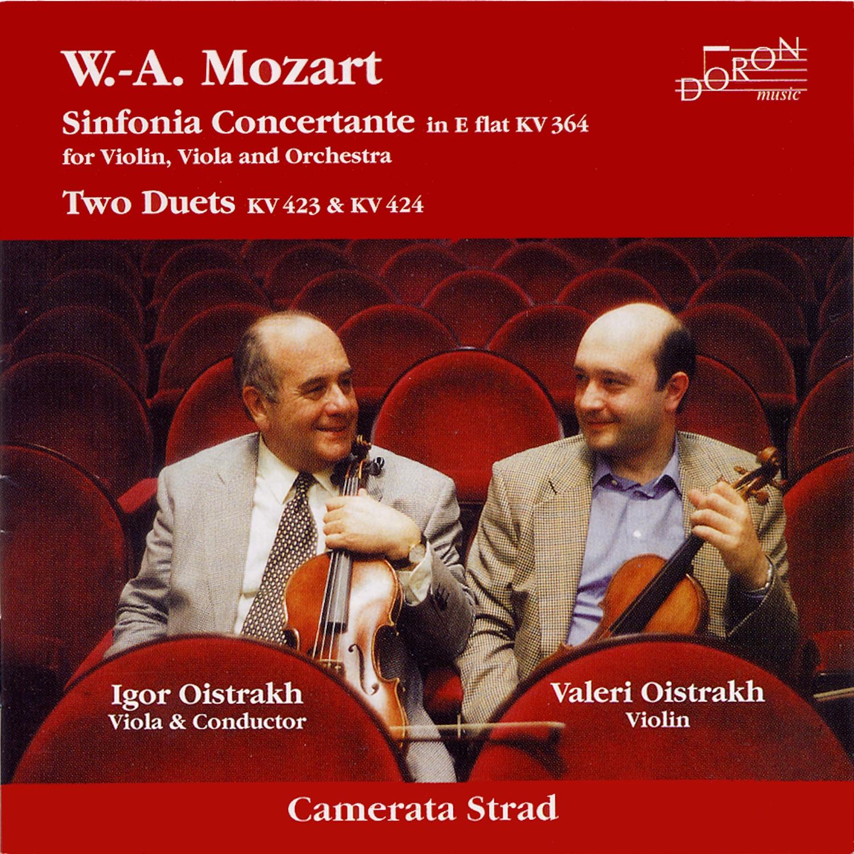 Mozart : Symphonie Concertante