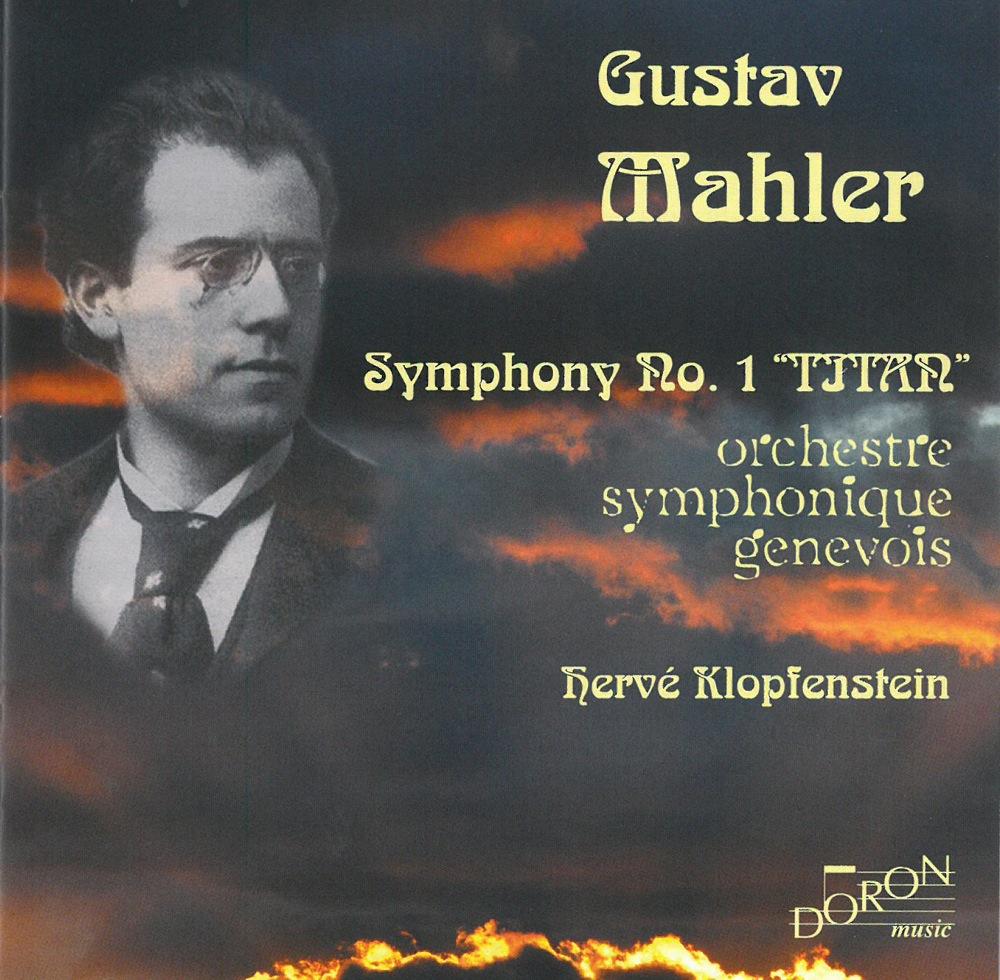 Mahler, Gustav : Symphonie n°1