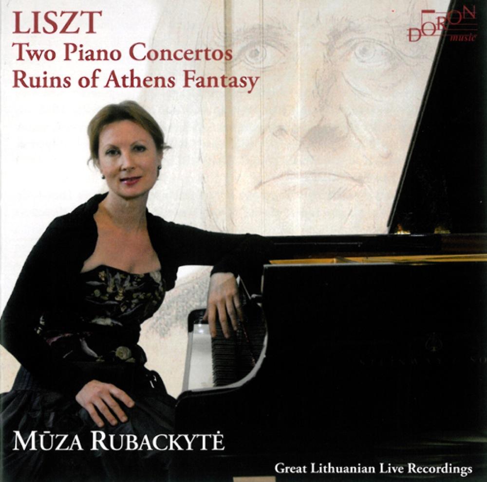 Liszt : Deux concertos pour pianos et Fantaisie sur les Ruines d'Athènes