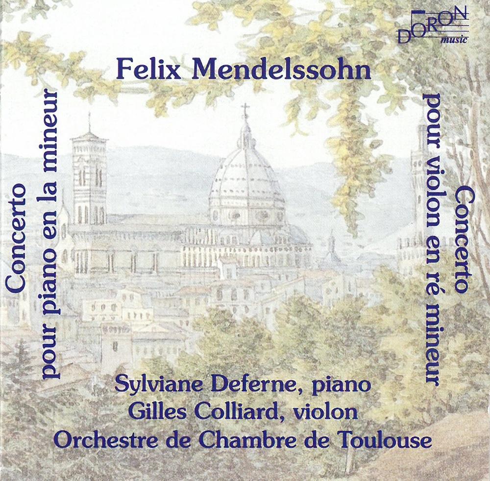 Mendelssohn : Concertos de Jeunesse