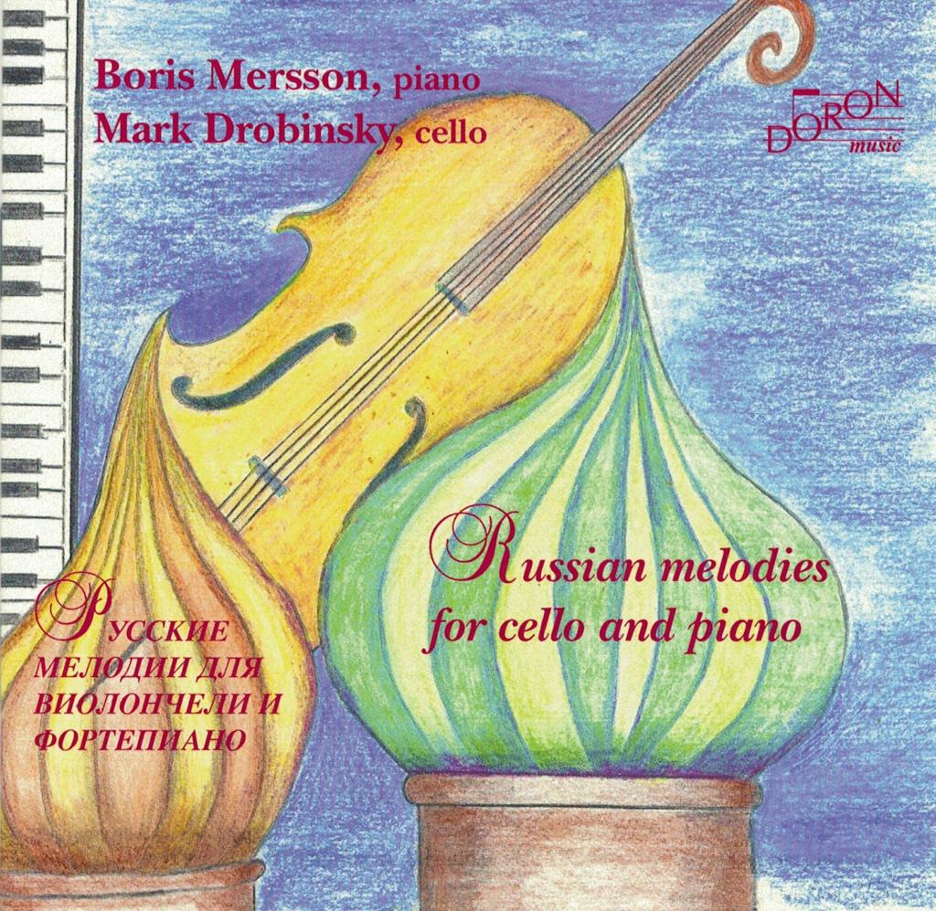 Mélodies Russes pour violoncelle et piano