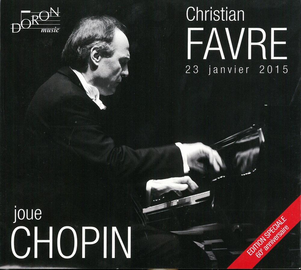Christian Favre joue Chopin