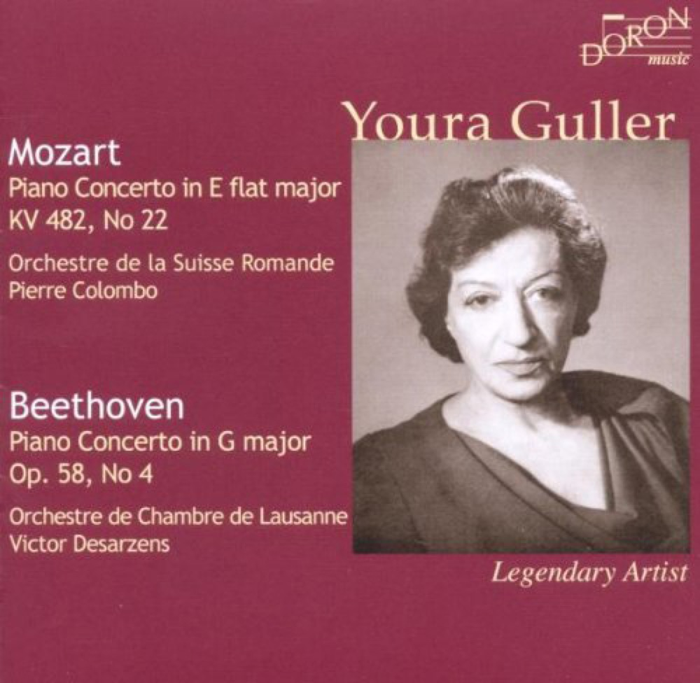 Mozart - Beethoven : L'Art de Youra Guller
