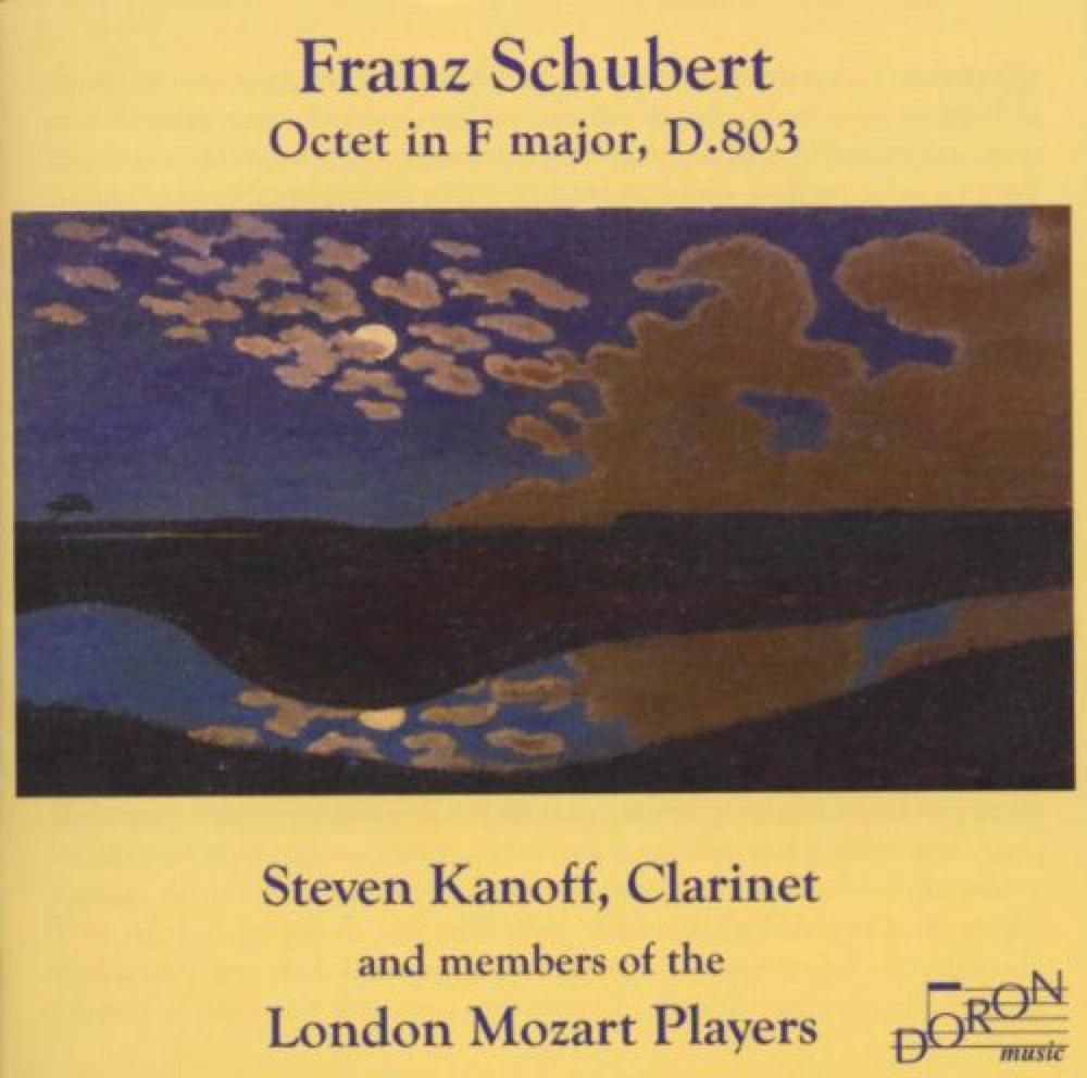 Schubert : Octuor D.803