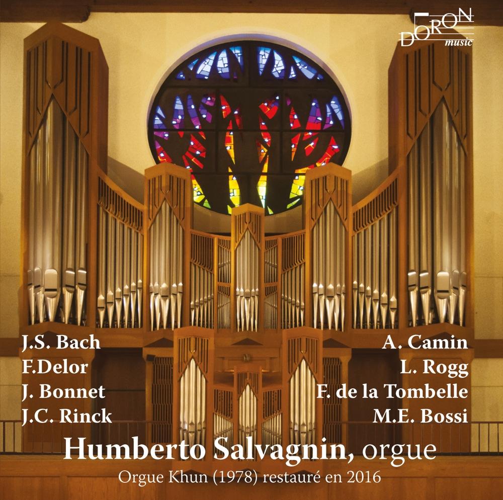 Récital à l'Orgue / Humberto Salvagnin